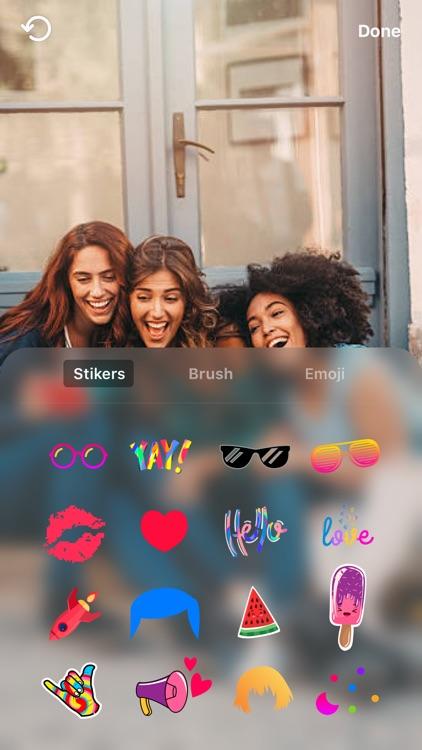 Friendots - Share your friends screenshot-7