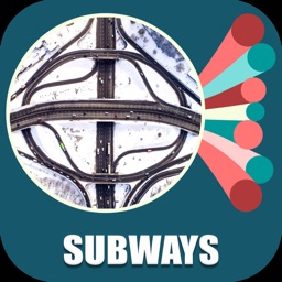 Subways Maps of Major Cities