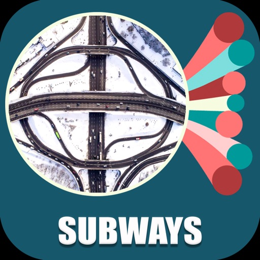 Subways Maps of Major Cities