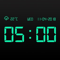 Alarm Clock Lite -Time Display