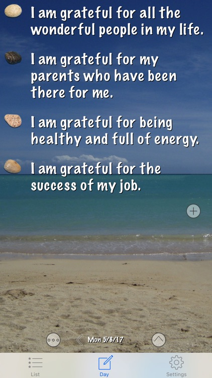 Gratitude Rock Journal