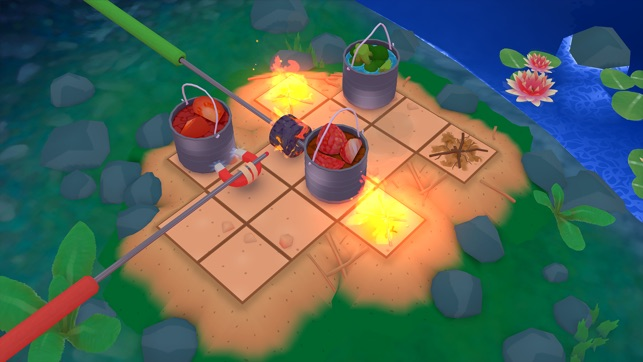 Campfire Cooking Screenshot