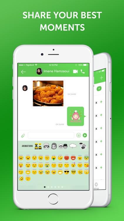 MEMA - Muslim Emoji Message screenshot-4