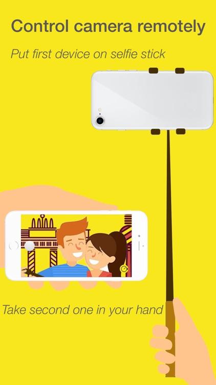 Mirrori  camera remote control