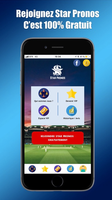 download Star Pronos apps 0