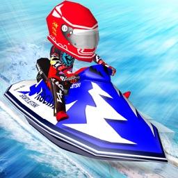 JetSki FreeStyle Stunt Rider