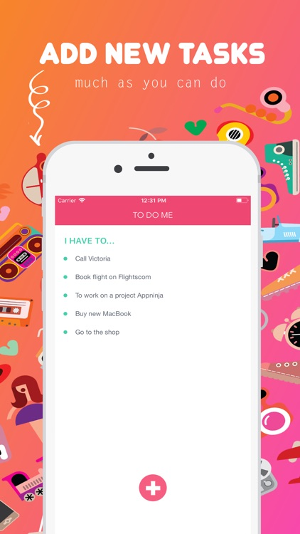 To Do Me: to-do list & planner