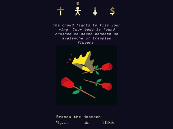 Screenshot #5 for Reigns: Her Majesty