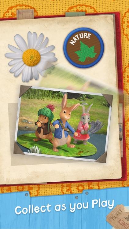 Peter Rabbit: Let's Go!! screenshot-4