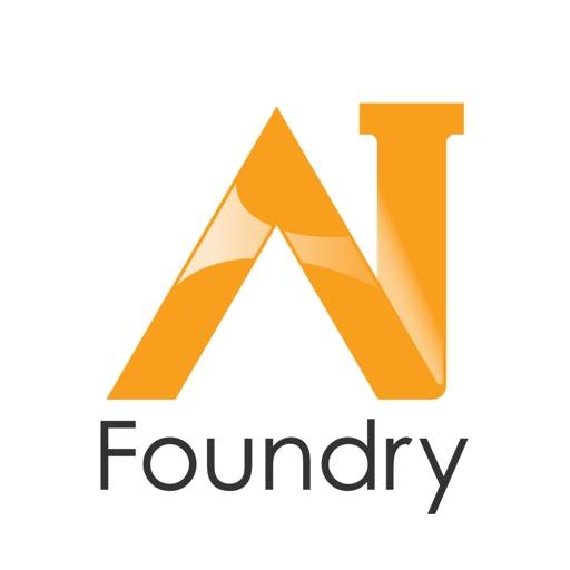 AI Foundry Augmented Reality iOS App