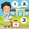 幼児のためのゲームをカウント123 Animitiertes:私の最初の数学の問題。