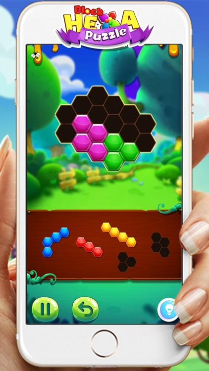 Block Hexa Puzzle 2018 screenshot-3