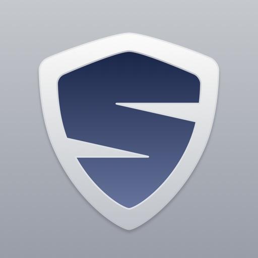 闪护-随时随地守护你的人身安全 app logo