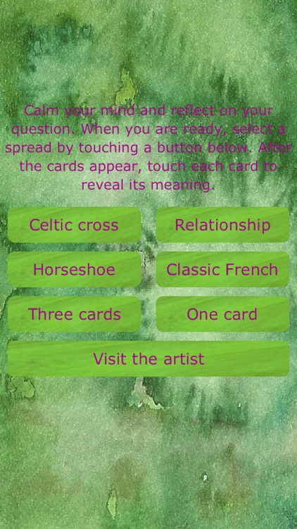 Witches Arcana II Tarot screenshot-0
