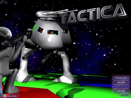 Screenshot #1 for Tactica