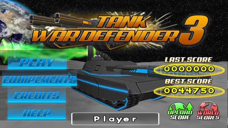 Tank War Defender 3 screenshot-0