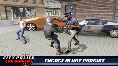 Stadtpolizei Autofahrer SpielScreenshot von 2