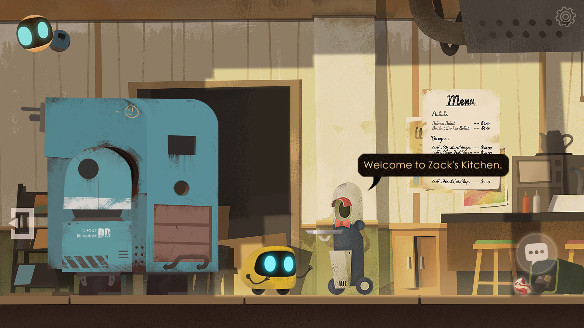Abi: A Robot's Tale screenshot 15