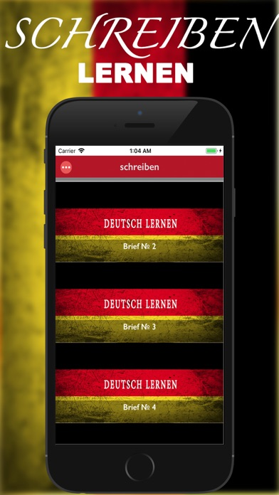 Brief Schreiben App Mobile Apps