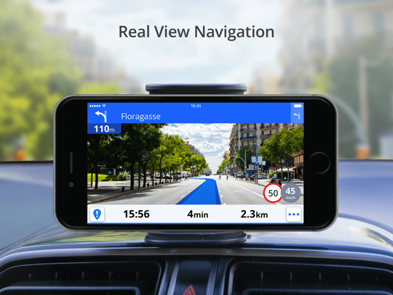 Sygic World: GPS Navigation Screenshots