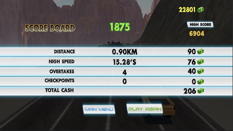 Crooozin - Car Racing screenshot-4