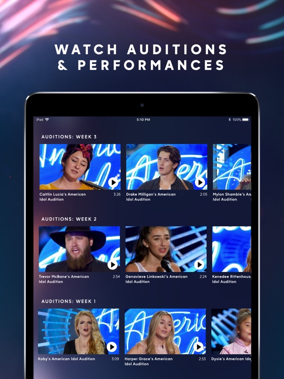American Idol screenshot 8