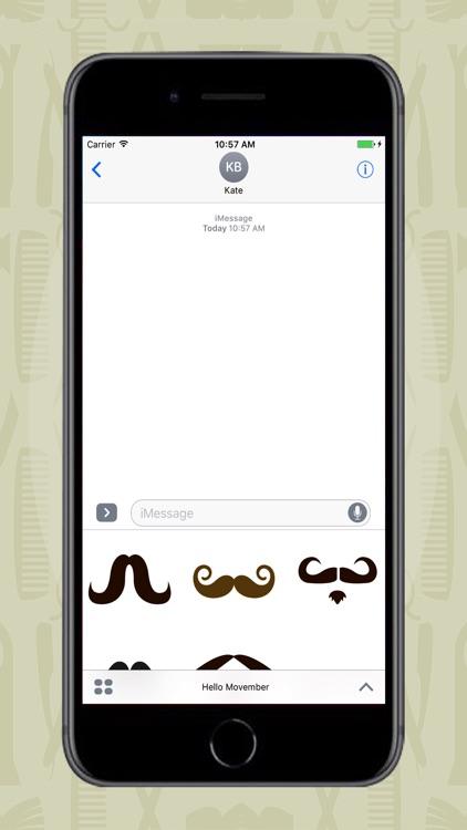 Hello Movember