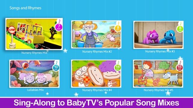 BabyTV Video: Kids TV & Songs on the App Store