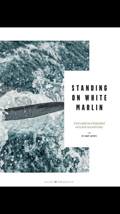 Marlin Magazine screenshot 5