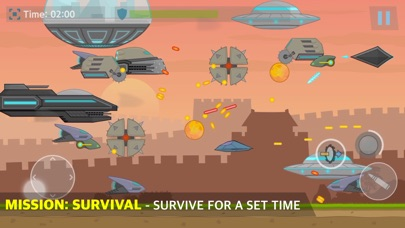 Triangle Shooter: The Invaders Screenshots