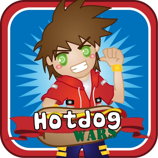 Hotdog Wars - Eating Contest