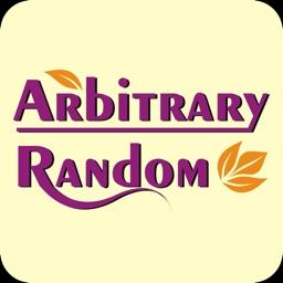 Arbitrary Random