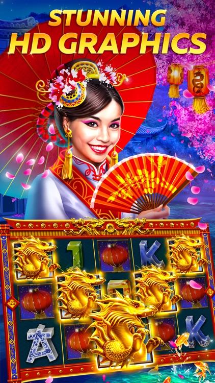 Infinity Slots: Las Vegas Game screenshot-4