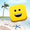 海滩休闲乐 - 开心方块消消乐