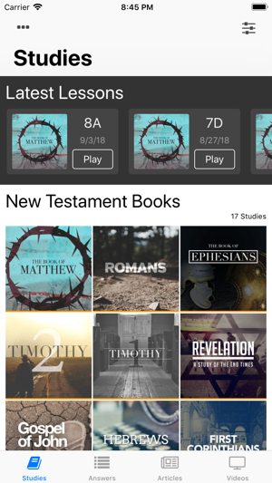 Verse By Verse Ministry on the App Store