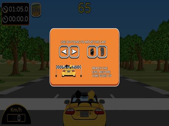 Car Rush 1980s screenshot 8