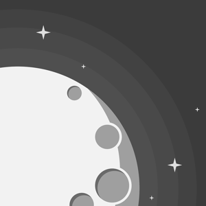 MOON - Current Moon Phase Weather app