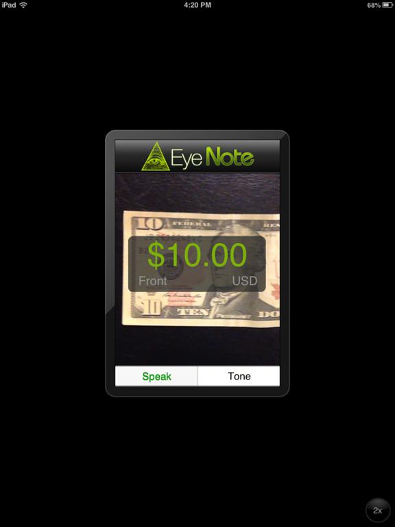 EyeNote iPad