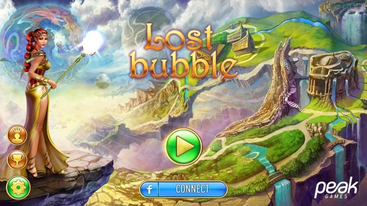 Lost Bubble - Pop Bubbles screenshot-3