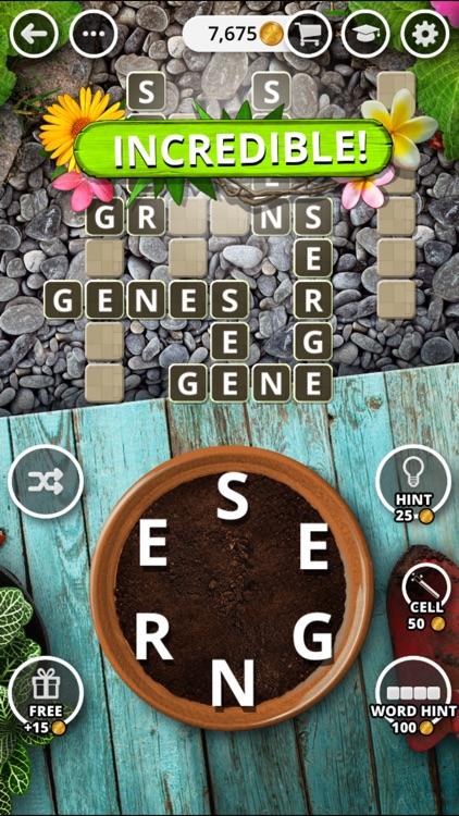 Garden of Words - Word Game screenshot-3