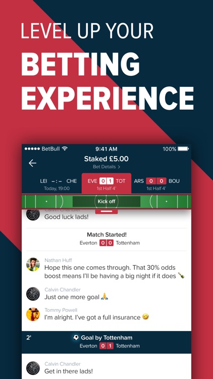 BetBull: Sports Betting & Tips screenshot-4