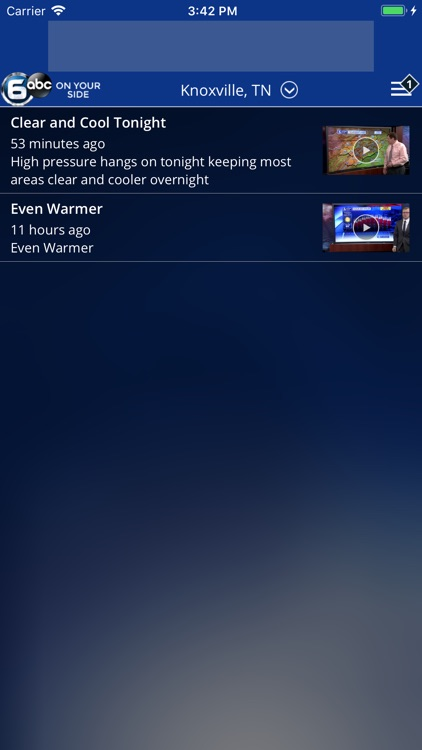 Knoxville Weather - WATE screenshot-4