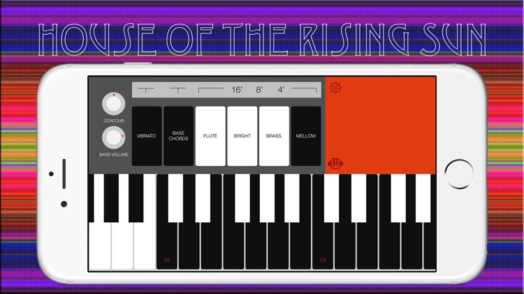 Combo Organ Model V screenshot-2