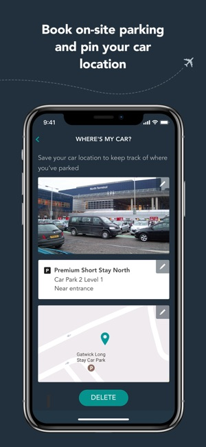 Gatwick Airport Official on the App Store