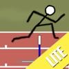Cartoon Sprint Lite2: Added Hurdles