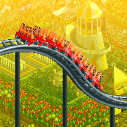 Ícone do app RollerCoaster Tycoon® Classic