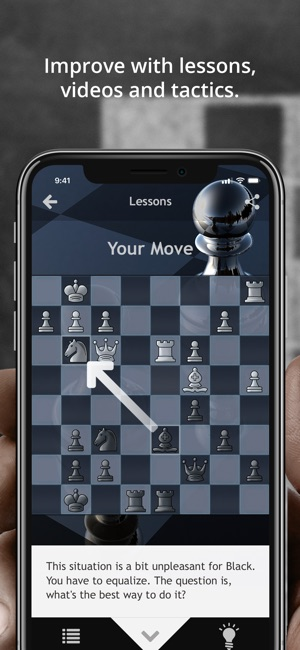 Learn Chess ! App Ranking and Store Data | App Annie