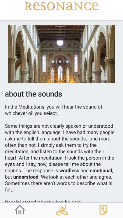 Resonance Meditations screenshot-6