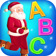 Activities of Santa Run - Learning FlashCard