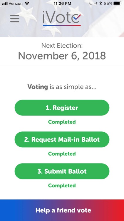 iVote:  Get Voting Reminders screenshot-3